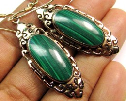 MALCHITE EARRINGS RT 331