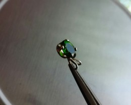 CHROME DIOPSIDE lovely green color great clarity