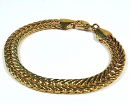 Filled Gold Bracelet -Gold Plated- CSS 255