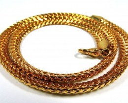 Filled Gold Chain -Gold Plated- CSS 251