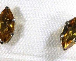 2.30 CITRINE EARRINGS SG-40