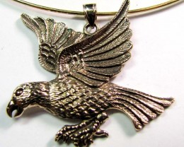 BRONZE EAGLE PENDANT RT 209