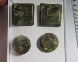 PARCEL DEAL NATURAL JASPER EARRINGS MYGM 430