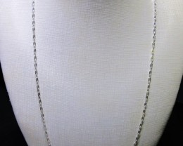 NECKLACE SILVER CHAIN 925 CHAIN  56CM CMT 62