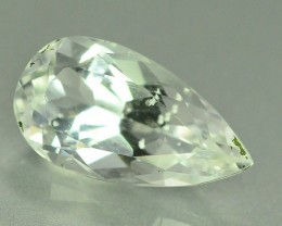 Rare 3.550 ct Natural Kunar Pollucite Collector's Gem L.1