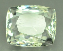 Rare 3.175 ct Natural Kunar Pollucite Collector's Gem L.1