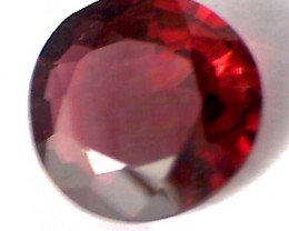 Lovely 1.31ct Near Flawless Orange- Red Spinel, Burma, MA1608