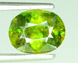 Natural Sphene 1.420 ct Great Color Dispersion From Himalayan Range