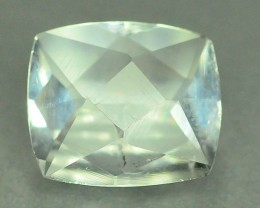 Rare 0.950 ct Natural Kunar Pollucite Collector's Gem L.3