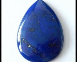 Natural Lapis Lazuli Cabochon,35ct
