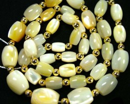 MOTHER PEARL STRAND 173.20 CTS [SJ672]