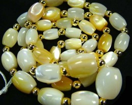 MOTHER PEARL STRAND 177.05 CTS [SJ674]