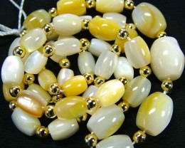 MOTHER PEARL STRAND 174.40 CTS [SJ676]