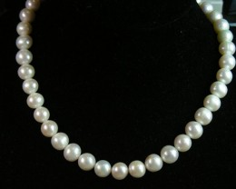 288 CTS PEARL NECKLACE 11865