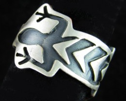 Design Pewter Ring   PE36