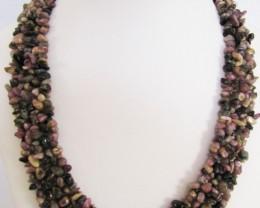 570 Cts stunning Purple Agate necklace MJA 1067