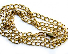 6.10 Grams 18 K GOLD CHAIN      6.10   GRAMS    L 412