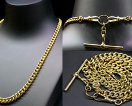 61 Grams 9K GOLD CHAIN L423