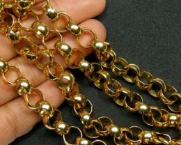 69.8 Grams 9 K GOLD CHAIN   69.8      GRAMS    L 429