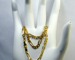17.6 Grams Make an Offer 18 K GOLD CHAIN       GRAMS    L 401