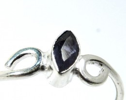 Cute Natural Amethyst Ring Size 9 JGG 142