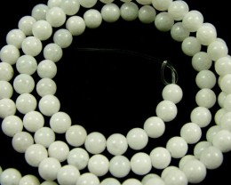 HOWLITE BEADS 47.85 CTS [GT 1824]