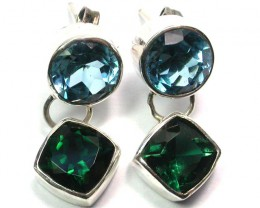 EARRING GEMSTONES-DIRECT FROM FACTORY 29.05 CTS [SJ1226]