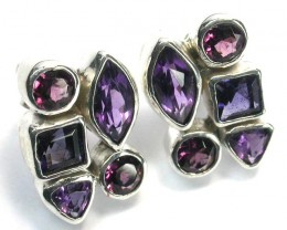 EARRING GEMSTONES-DIRECT FROM FACTORY 24.20 CTS [SJ1227]