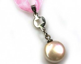 FRESH WATER PEARL PENDANT  4.70CTS  AAA521ML