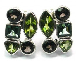 EARRING GEMSTONES-DIRECT FROM FACTORY  23.90 CTS [SJR2]