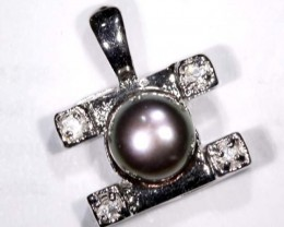 NATURAL PEARL PENADNT 16.20CTS  TBJ-678