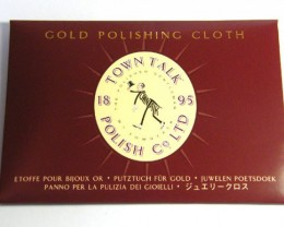 Professional GOLD Cleaning cloth MLGA9