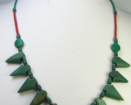 TURQUOISE NECKLACE MJA 239