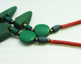 TURQUOISE NECKLACE MJA 240