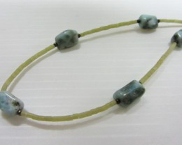 TURQUOISE NECKLACE MJA 257
