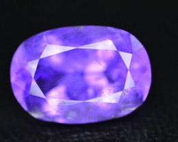 7.70  Cts Natural Unheated Purple  Amethyst~Afghanistan