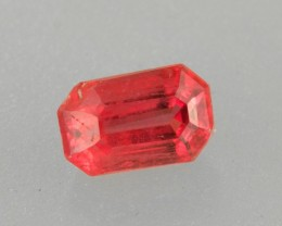 0.93ct E/C Rhodonite (Gem Quality)