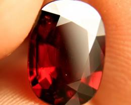 4.10 Carat VVS Elegant Rhodolite Garnet