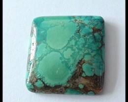 30CT Natural Turquoise Gemstone Cabochon