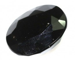 13 CTS BLACK ONYX FACETED GEMSTONES NP-1841