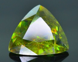 AAA Color 1.95 ct Chrome Sphene from Himalayan Range Skardu Pakistan SKU.14