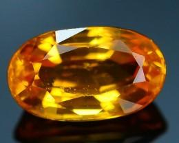 1.22 ct Natural Yellow Sapphire ~ Sri Lanka