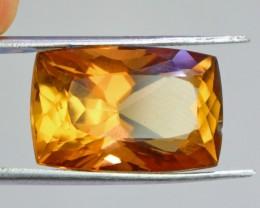 22.05CT borwn topaz gemstone