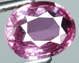 CERTIFED 1.92 CTS AWESOME CEYLON PINK SAPPHIRE FACETED GENUINE