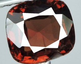 1.50 CTS WONDERFUL MASTER GRADE LUSTROUS NICE RED SPINEL CUSHION!!!