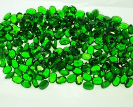 185 ct Natural Untreated Chrome diopside Lot