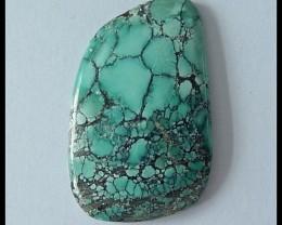 GORGEOUS! Turquoise Gemstone Cab,20.5cts