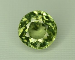 CERTIFIED ~ NATURAL Green 1.60 ct Diopside