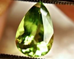 2.65 Carat VVS Himalayan Peridot - Lovely