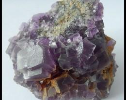 Specimen Natural Fluorite Gemstone Rough,Druzy Cluster,608Cts